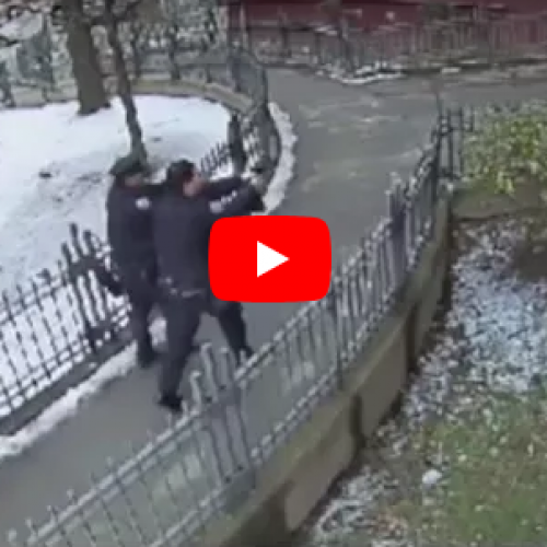 Shocking Video Shows Cops Shoot 16 Times at Unarmed 15-yo Boy — But He Lived to Expose Them