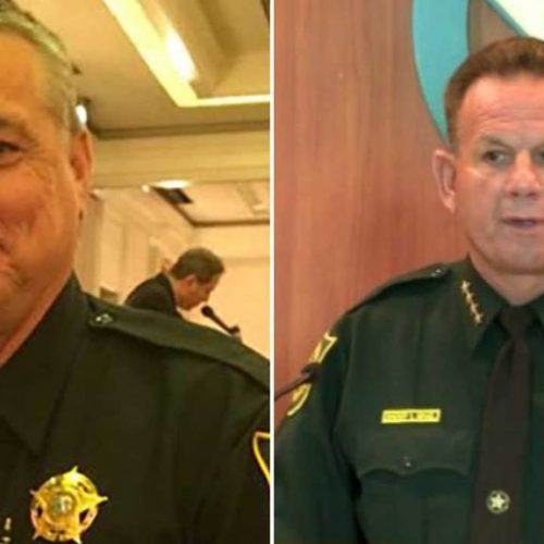 WATCH: Parents Call For Investigation Into Stoneman Douglas Assault Involving Sheriff's Son