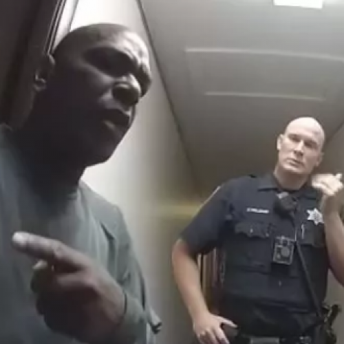 WATCH: Illinois Police Covered Up Excessive Force Against Man