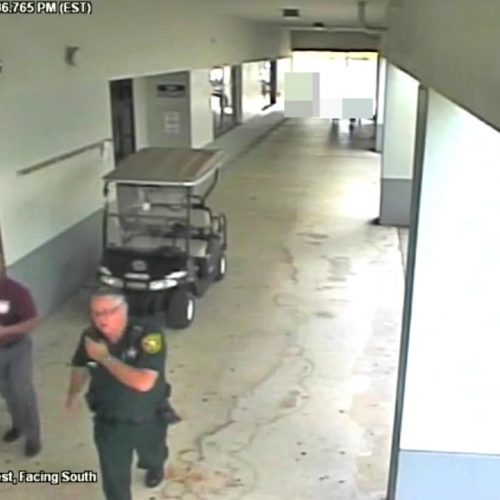 WATCH: Florida Cop Who Failed to Confront Parkland Shooter Is Getting $8,000 Monthly Pension