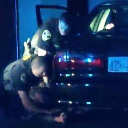 WATCH: Cops Drag Wheelchair Bound Man Out of Car, Force Him to the Ground