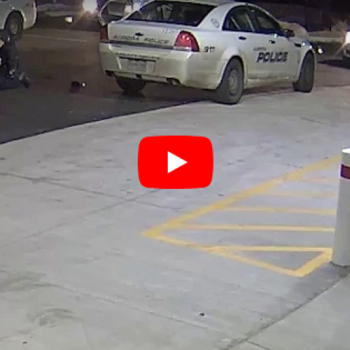 WATCH: Aurora Settles Police Brutality Case With Woman Who Was Stomped on The Head by a Sergeant
