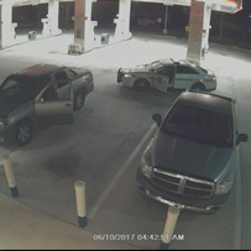 WATCH: Surveillance Video of Troubled JSO Officer During Battery Incident Released