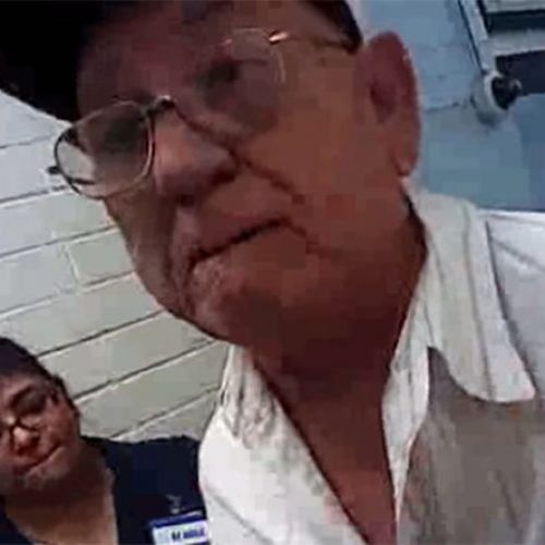 WATCH: Elderly Man Sues Texas Cop For Breaking His Ribs in WalMart Altercation
