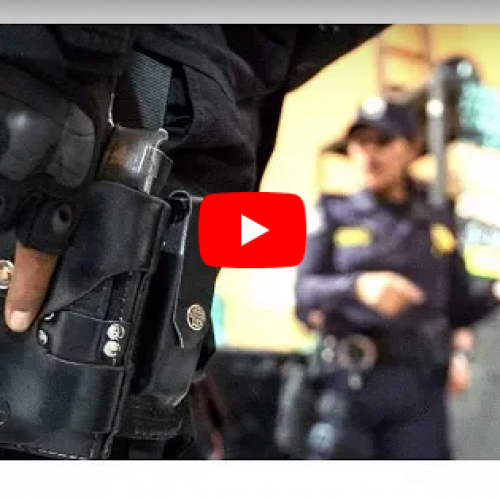 WATCH: US-Funded Police Linked to Illegal Executions in El Salvador