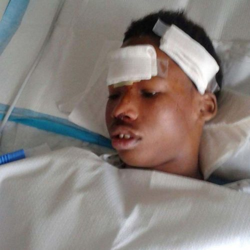 Bronx Teen Gets $1M From Lawsuit Over Cop Who Tossed Him Through Window