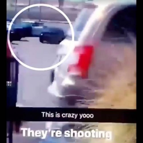 WATCH: California Cop Involved in Shooting Death Had Been Fired After Racial Slurs — Then Reinstated