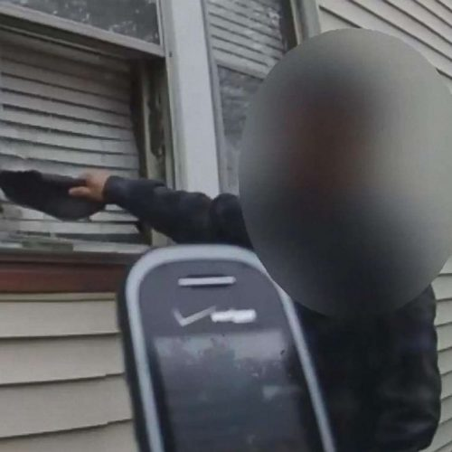 Bodycam Footage Shows Officer Instructing Man to Break Into Ex-Girlfriend's Home