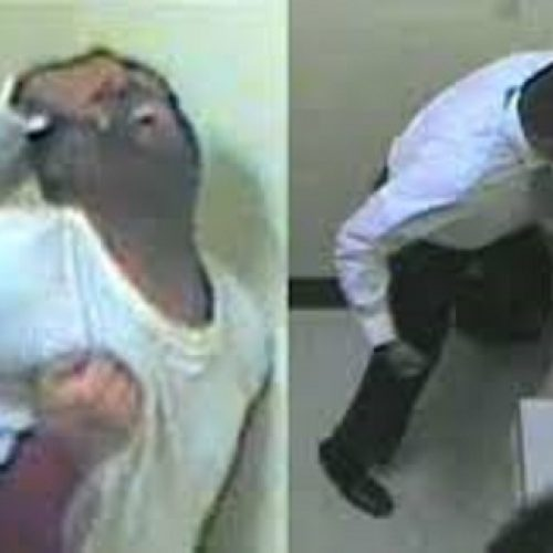 WATCH: Milwaukee Police Detective Gets 1 Year in Prison For Beating Suspect Chained to Wall