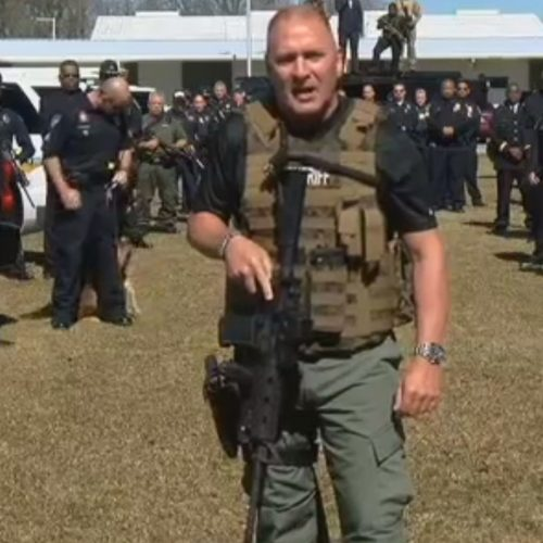 WATCH: Louisiana Sheriff's Captain in Combative Anti-Gang Video Resigns
