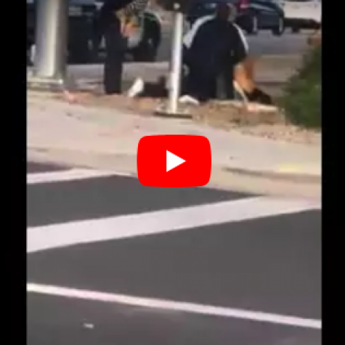 WATCH: Arizona Cop Punches 15-Year-Old Girl in Face