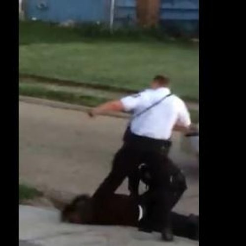 WATCH: Columbus Council Approves $30,000 Payment To Man Stomped By Officer