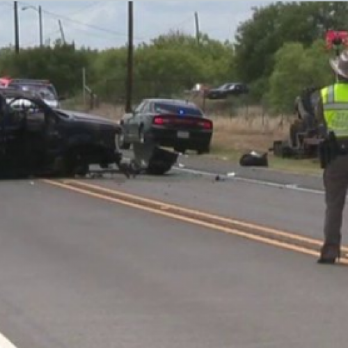 Fatal Texas SUV Crash a Result of Irresponsible Policing, Not Poor Border Security