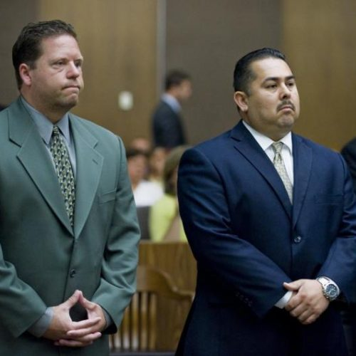 2 Ex-Fullerton Cops Fired Over Kelly Thomas Case Fight to Get Their Jobs Back