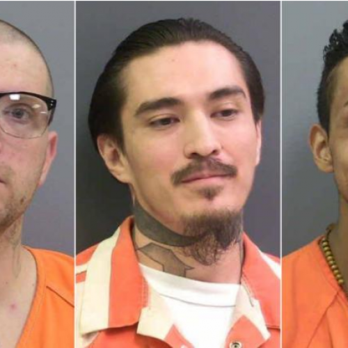 3 Inmates Escaped From Jail in Boxers — Authorities Say a Guard Helped Them