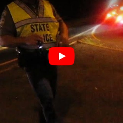 WATCH: Audio Recording Captures Connecticut State Police Conspiring to Fabricate Criminal Charges