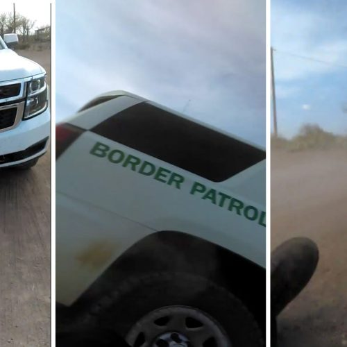 WATCH: Video Shows Border Patrol Running Man Down Near Tohono O'odham Village