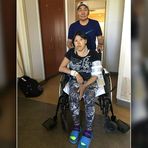 Two Months After Being Hit by a Police Car Inuk Woman Finally Gets Her Investigation
