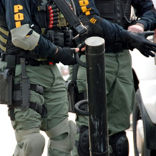 A South Carolina Anti-Drug Police Unit Admitted it Conducts Illegal No-Knock Raids