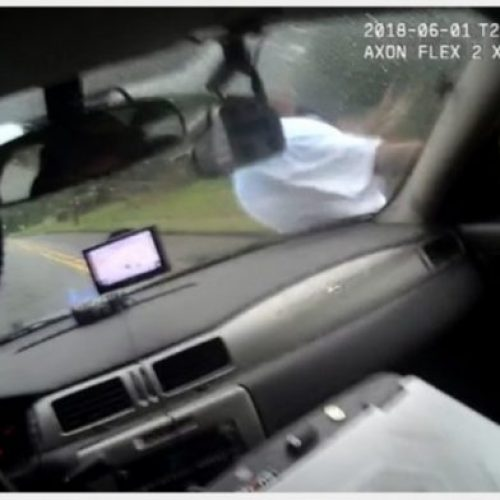 WATCH: Fired Cop Caught on Video Running Down Man With Car Lands New Job