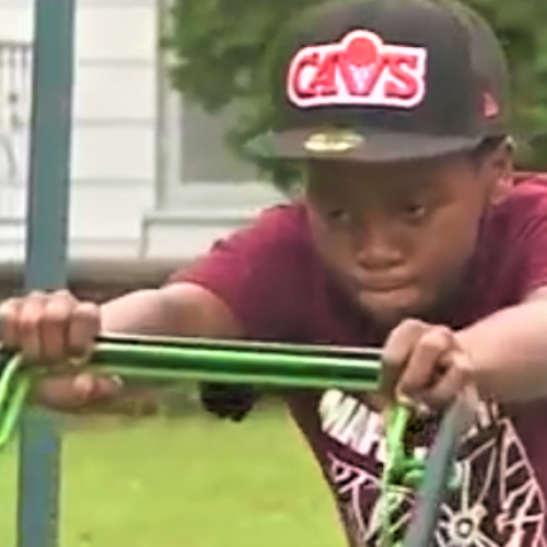 Neighbors Call Police on 12-Year-Old Boy Who Was Mowing a Lawn