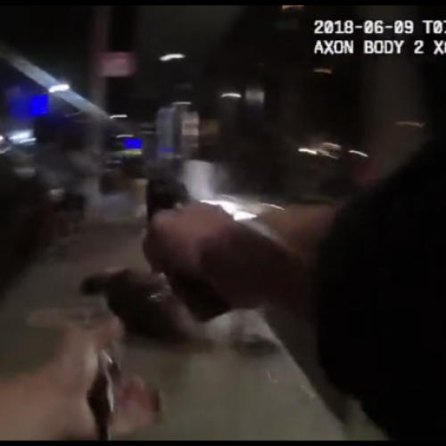 WATCH: San Francisco Cop Shoots Fleeing Man In The Back Over Open Alcohol Container