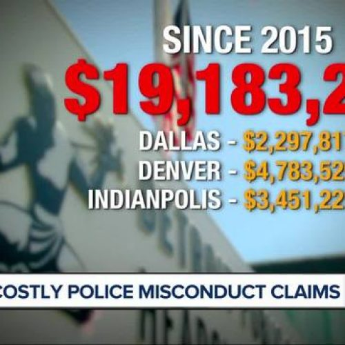 WATCH: Police Misconduct Claims Cost Detroit Taxpayers $19.1 Million Since 2015