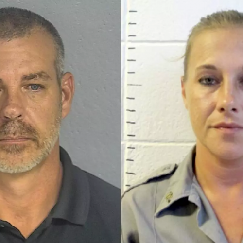Missouri Sheriff Arrested For Letting Love Interest Pretend To Be a Cop, Bringing a Minor to Jail