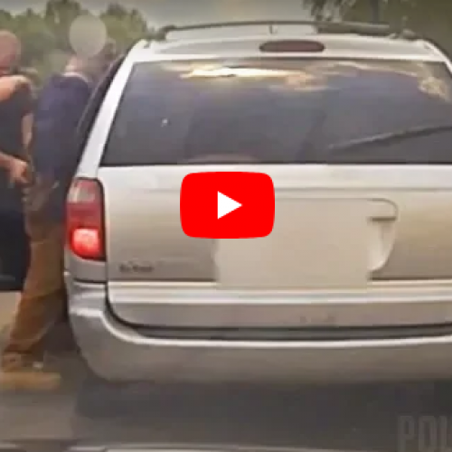 WATCH: Meridian Police Release Video Of 'Excessive Force' That Led To Officer's Firing