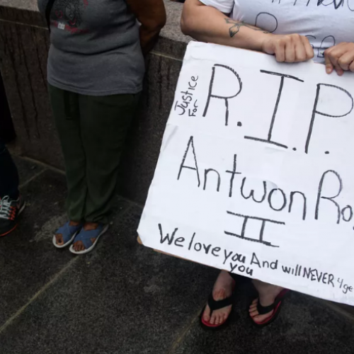 Officer Who Shot Antwon Rose is Accused of Past Civil Rights Violations