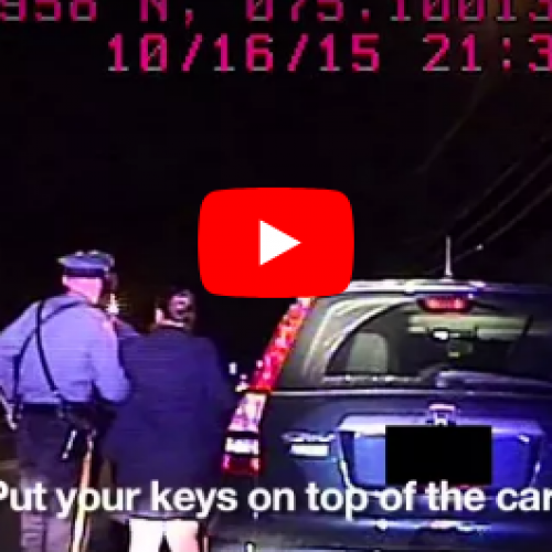 WATCH: N.J. State Troopers Arrest Philadelphia Attorney For Staying Silent