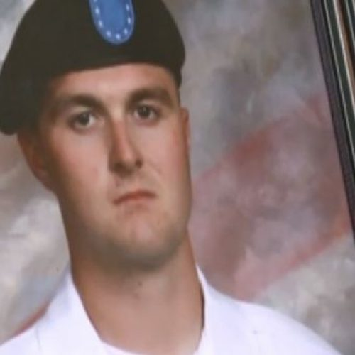 WATCH: Slain Soldier's Family Says Investigation Mishandled by Cops, Death Not an Accident