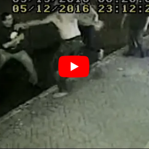 WATCH: Newark Cop Who Killed Man During a Bar Fight Gets 6 Years in Prison