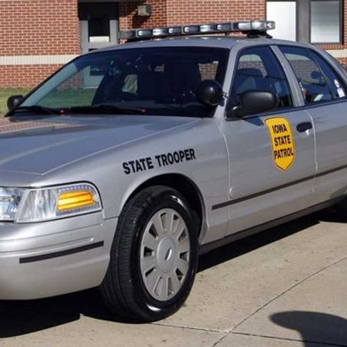 Iowa Trooper Fired After Interacting With Employees in 'Intimidating, Threatening and Unwelcome' Way