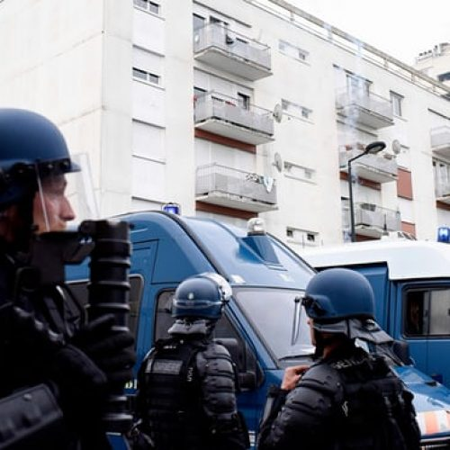 Police Officer Arrested Over Shooting That Sparked French Riots