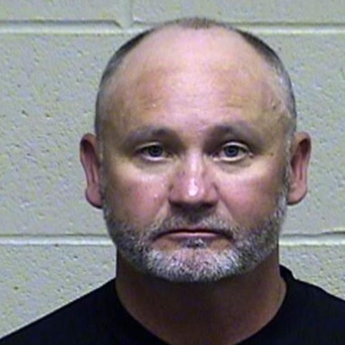 Oklahoma Police Sergeant Arrested For Felony Child Abuse Complaint