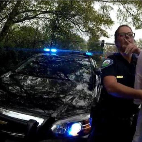 WATCH: Georgia Police Department Fires Officers Who Used Coin Flip to Decide Arrest