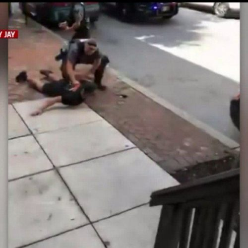 WATCH: Lancaster Officer Will Not Face Disciplinary Action Following Tasing Incident