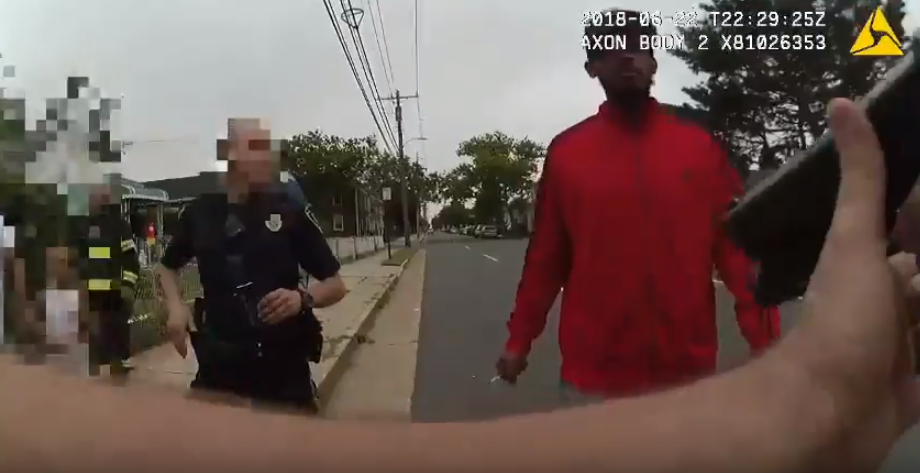 WATCH: Body Camera Video Released In Fatal Atlantic City