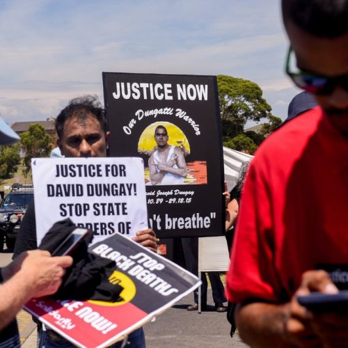 WATCH: 'I Can't Breathe': Video of Indigenous Australian's Prison Death Stirs Outrage