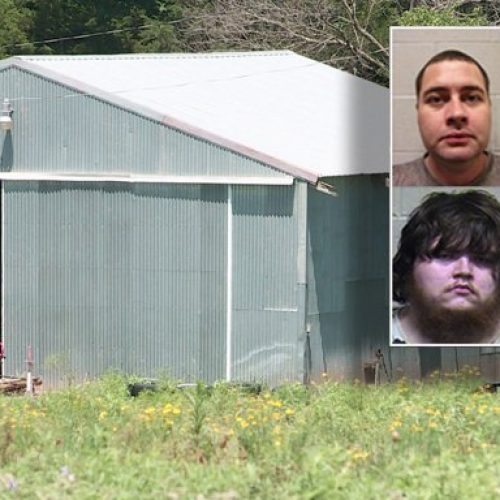 Oklahoma Prison Guard Arrested After 15-Year-Old Son Found Living With Barn Animals, Eating Twigs and Grass