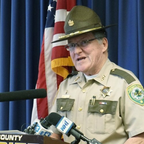 FBI Investigating Oxford County Sheriff Who Sent Explicit Images