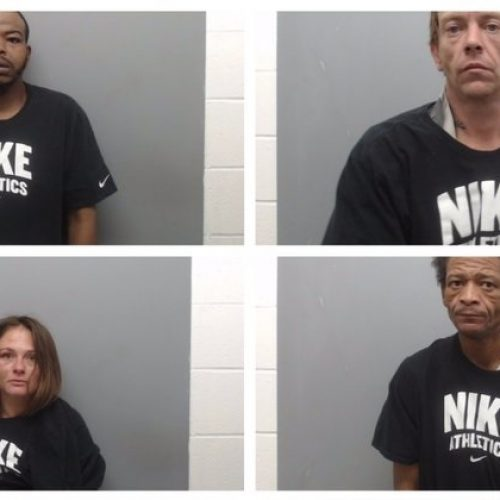 Activist Says Arkansas Sheriff's Office Forced Inmates to Wear Nike Shirts in Mug Shots