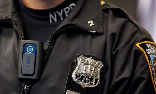 NYPD Suspends Body Cameras For 3000 Cops After Device Explodes