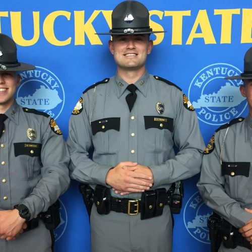 Kentucky State Police Trooper Attacks Man After Facebook Post