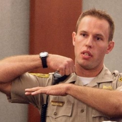 Killer Wyoming Cop Derek Colling Was Fired From LVMPD for Killing Civilians