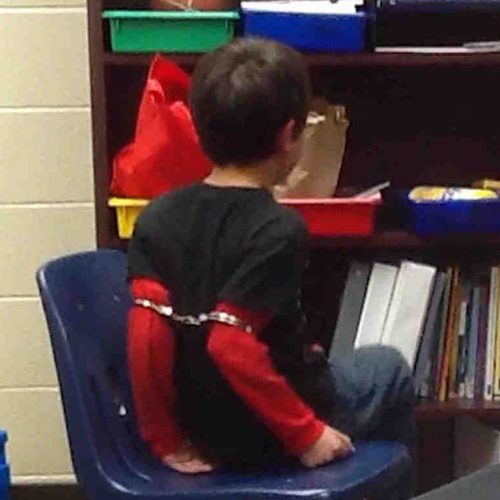 Children Cruelly Handcuffed Win Big Settlement Against the Police in Kentucky